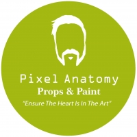 Logo from Pixel Anatomy Props & Paint
