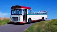 1971 Open top bus - Prop Hire from The Props List