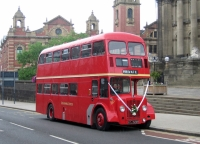 1964 Double-deck bus - Prop Hire from The Props List